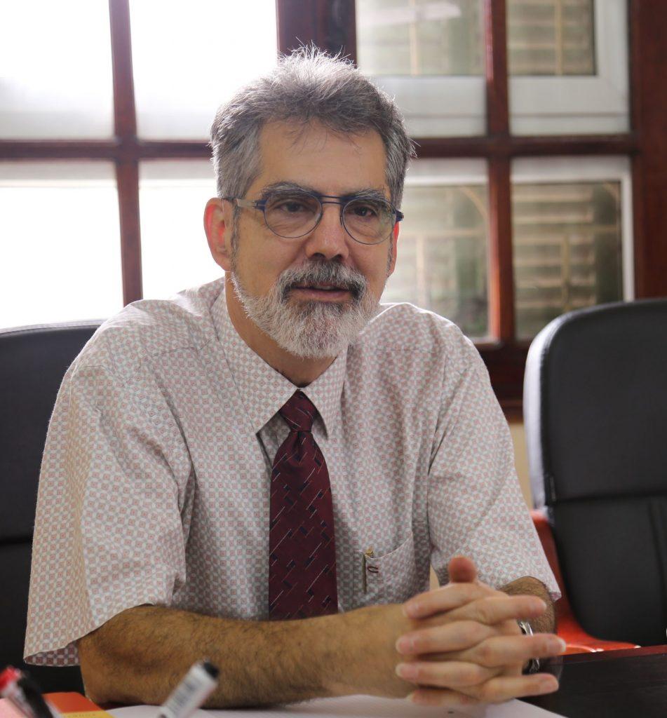 GS. Frank Proschan - nhà Nhân học người Mỹ có nhiều nghiên cứu về Việt Nam