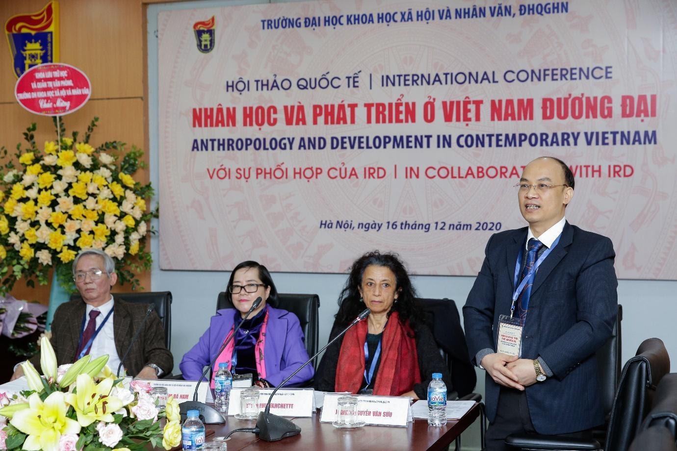 Hội thảo quốc tế Nhân học và Phát triển ở Việt Nam đương đại