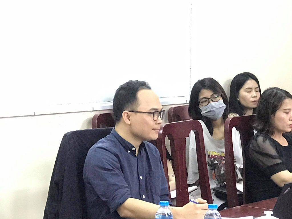 TS Trần Hoài - Viện Nghiên cứu Văn hóa
